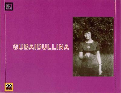 Sofia Gubaidullina – CONCORDANZA / 2005 Мелодия