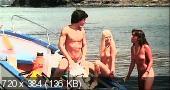 Каникулы нагишом / Senza buccia (1979) DVDRip