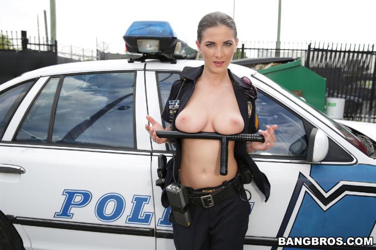 сперма фото на полиции