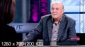 Говорите с Юлией Таратутой. Владимир Меньшов [17.04] (2015) TVRip