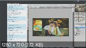 Изготовление фотокниг в Photoshop - простые способы (2015) Видеокурс